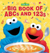 Sesame Street Big Book of ABCs and 123s av Sesame Workshop (Innbundet)