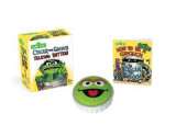 Omslag - Sesame Street: Oscar the Grouch Talking Button
