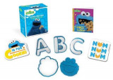 Omslag - Sesame Street: Cookie Monster Cookie Cutter Kit
