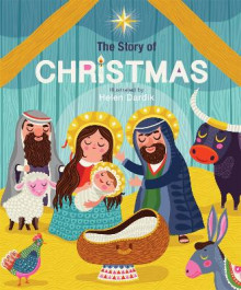 The Story of Christmas av Helen Dardik (Innbundet)
