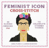 Omslag - Feminist Icon Cross-Stitch