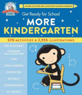 Omslag - Get Ready for School More Kindergarten
