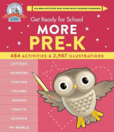 Omslag - Get Ready for School More Pre-K