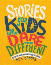 Stories for Kids Who Dare to Be Different av Ben Brooks (Innbundet)