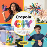 Omslag - Crayola: Create It Yourself Activity Book