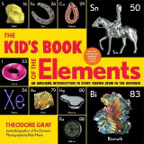 Omslag - The Kid's Book of the Elements