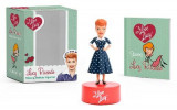 Omslag - I Love Lucy: Lucy Ricardo Talking Bobble Figurine