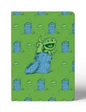 Sesame Street Oscar the Grouch Journal av Sesame Workshop (Dagbok)