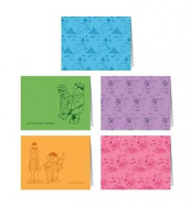 Sesame Street Notecards av Sesame Workshop (Undervisningskort)