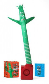 Omslag - Wacky Waving Inflatable Tube Elf
