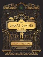The Great Gatsby: A Novel av F. Scott Fitzgerald (Innbundet)