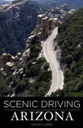 Scenic Driving Arizona av Stewart M. Green (Heftet)