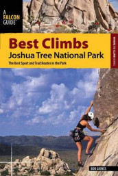 Best Climbs Joshua Tree National Park av Bob Gaines (Heftet)