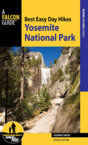 Best Easy Day Hikes Yosemite National Park av Suzanne Swedo (Heftet)