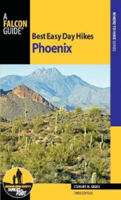 Best Easy Day Hikes Phoenix av Stewart M. Green (Heftet)