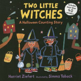 Omslag - Two Little Witches