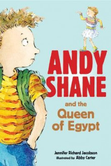 Andy Shane and The Queen Of Egypt av Richard Jacobson Jennifer og Carter Abby (Heftet)