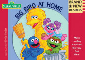 Big Bird at Home av Ernie Kwiat og Sesame Workshop (Innbundet)
