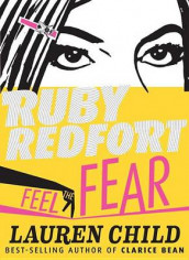 Ruby Redfort Feel the Fear av Lauren Child (Innbundet)
