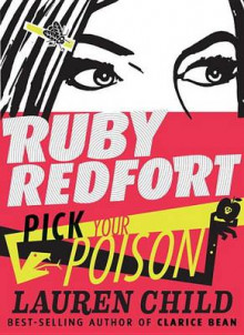 Ruby Redfort Pick Your Poison av Lauren Child (Innbundet)