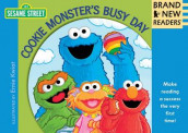 Cookie Monster's Busy Day av Ernie Kwiat og Sesame Workshop (Innbundet)