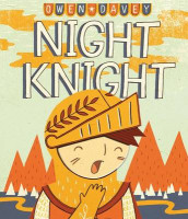 Night Knight av Owen Davey (Innbundet)