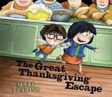 The Great Thanksgiving Escape av Mark Fearing (Innbundet)