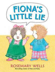 Fiona's Little Lie av Rosemary Wells (Innbundet)