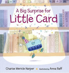 A Big Surprise for Little Card av Charise Mericle Harper (Innbundet)