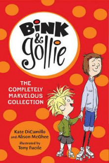 Bink and Gollie: The Completely Marvelous Collection av Kate DiCamillo og Alison McGhee (Heftet)