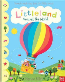 Littleland Around the World av Marion Billet (Innbundet)