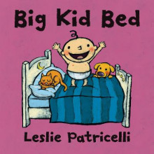 Big Kid Bed av Patricelli Leslie (Kartonert)