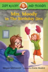 Omslag - Judy Moody and Friends: Mrs. Moody in the Birthday Jinx