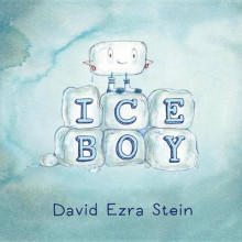 Ice Boy av David Ezra Stein (Innbundet)