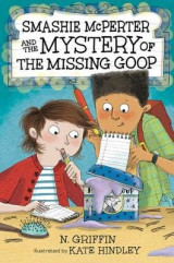 Omslag - Smashie McPerter and the Mystery of the Missing Goop