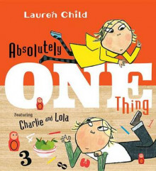Absolutely One Thing av Lauren Child (Innbundet)