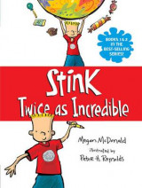 Omslag - Stink: Twice as Incredible