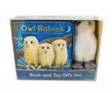 Omslag - Owl Babies Book and Toy Gift Set