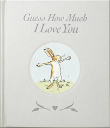 Guess How Much I Love You Sweetheart Gift Edition av Sam McBratney (Innbundet)