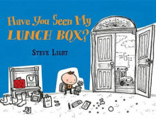 Have You Seen My Lunch Box? av Steve Light (Pappbok)