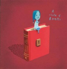 A Child of Books av Oliver Jeffers (Innbundet)