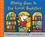 Omslag - Maisy Goes to the Local Bookstore