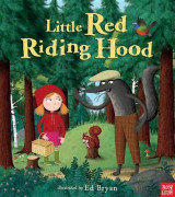 Omslag - Little Red Riding Hood: A Nosy Crow Fairy Tale