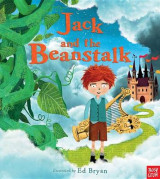 Omslag - Jack and the Beanstalk: A Nosy Crow Fairy Tale