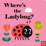 Omslag - Where's the Ladybug?