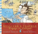 Omslag - Gulliver's Travels: Voyage to Lilliput