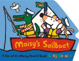 Omslag - Maisy's Sailboat