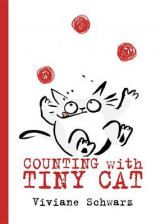 Omslag - Counting with Tiny Cat