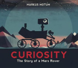 Omslag - Curiosity: The Story of a Mars Rover