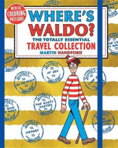 Where's Waldo? the Totally Essential Travel Collection av Martin Handford (Heftet)